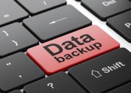 DMRZ - data backup